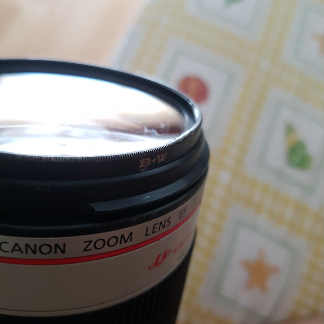 Canon 70-200mm F/2.8 II