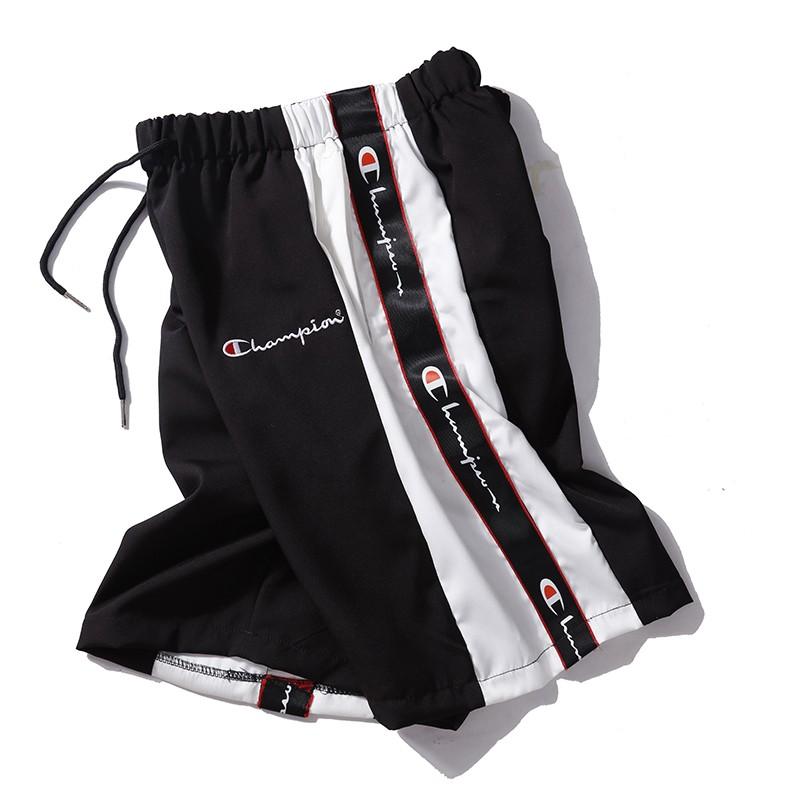 43a60c781329 Champion Athletic Cotton Sweatpants Shorts Apparel