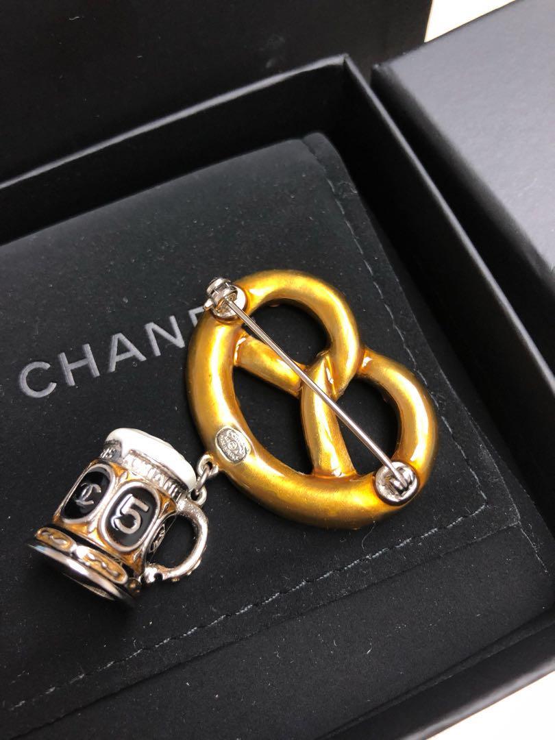 Chanel Brooch 扣針 心口針 Dior Cartier Van Cleef LV Gucci Bag Accessories