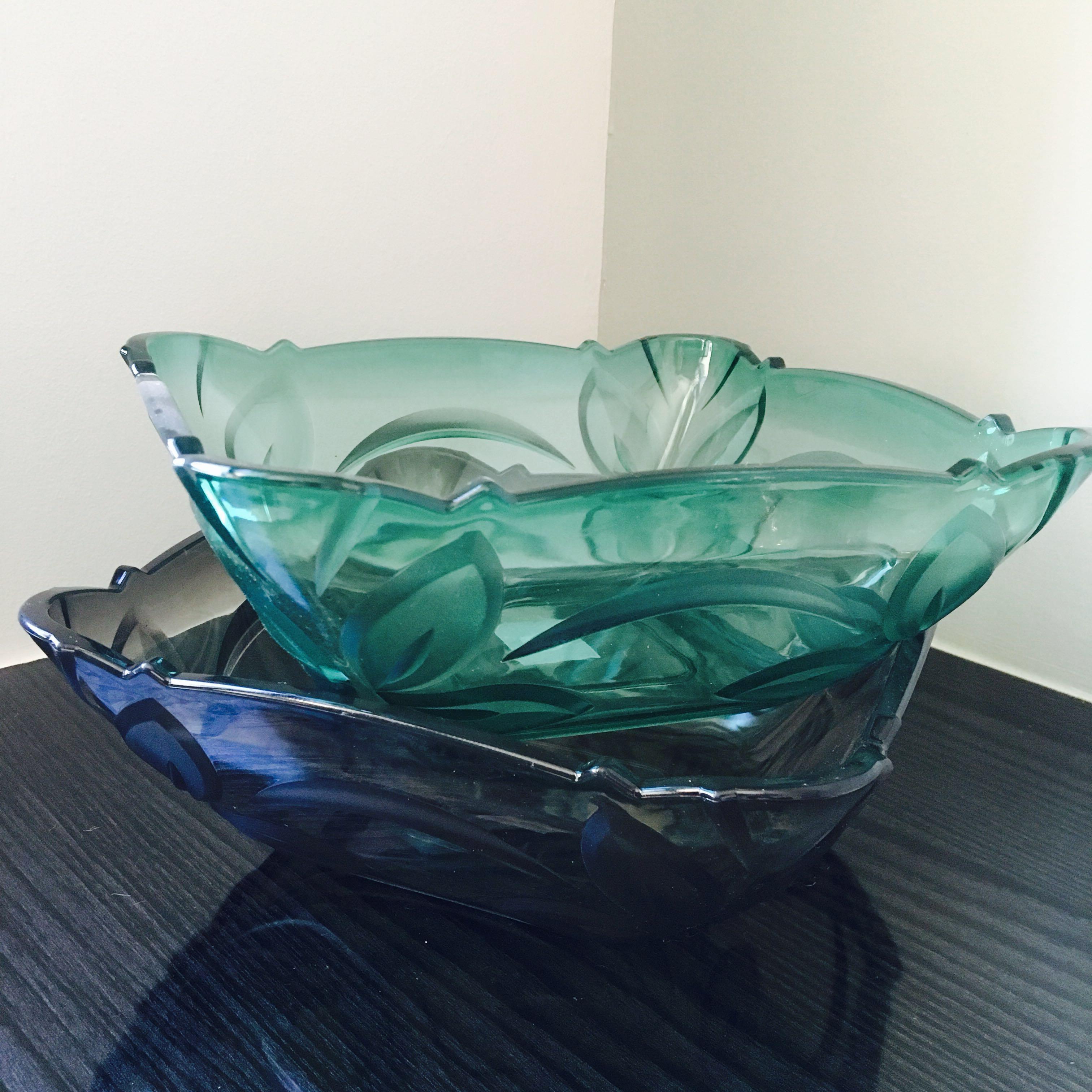 Clearance Instock Embossed Plastic Serving Fruit Bowl, Kitchen ...