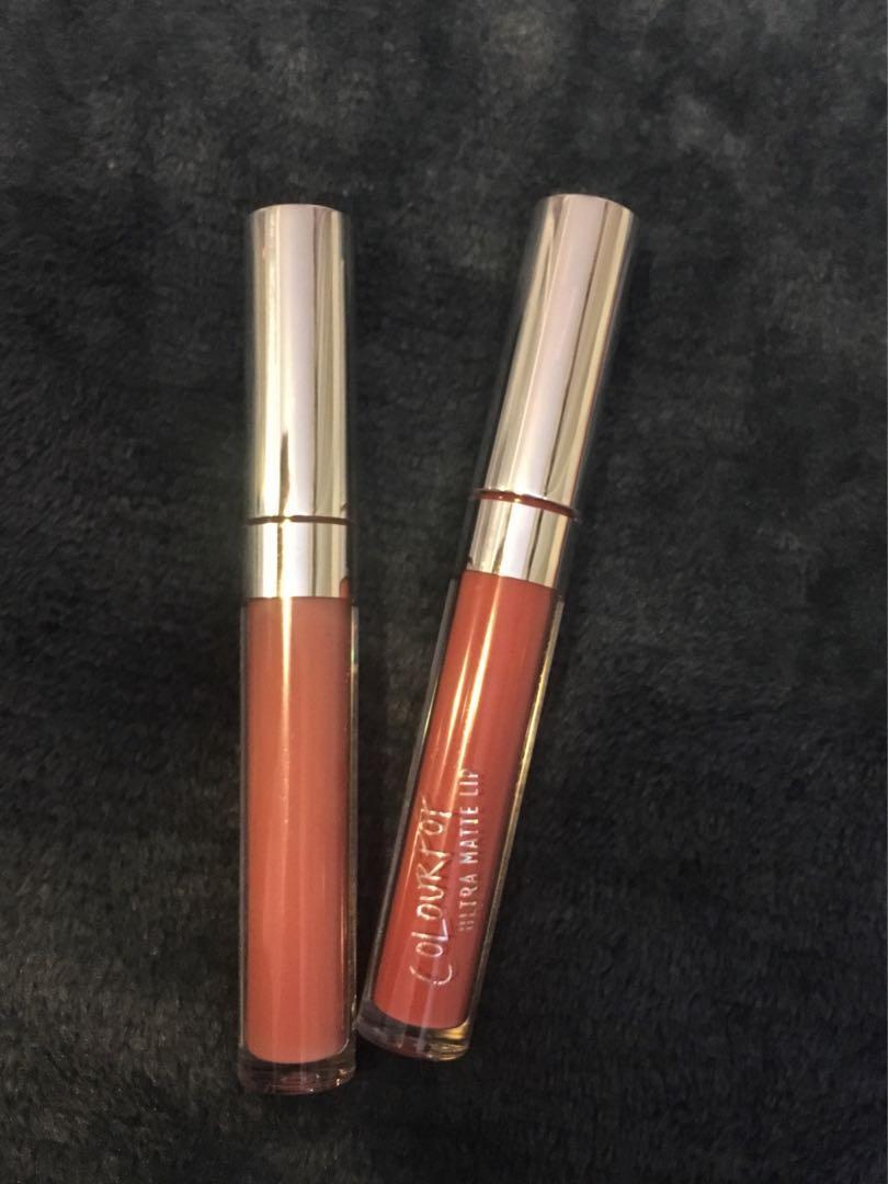 Colourpop Lipsticks