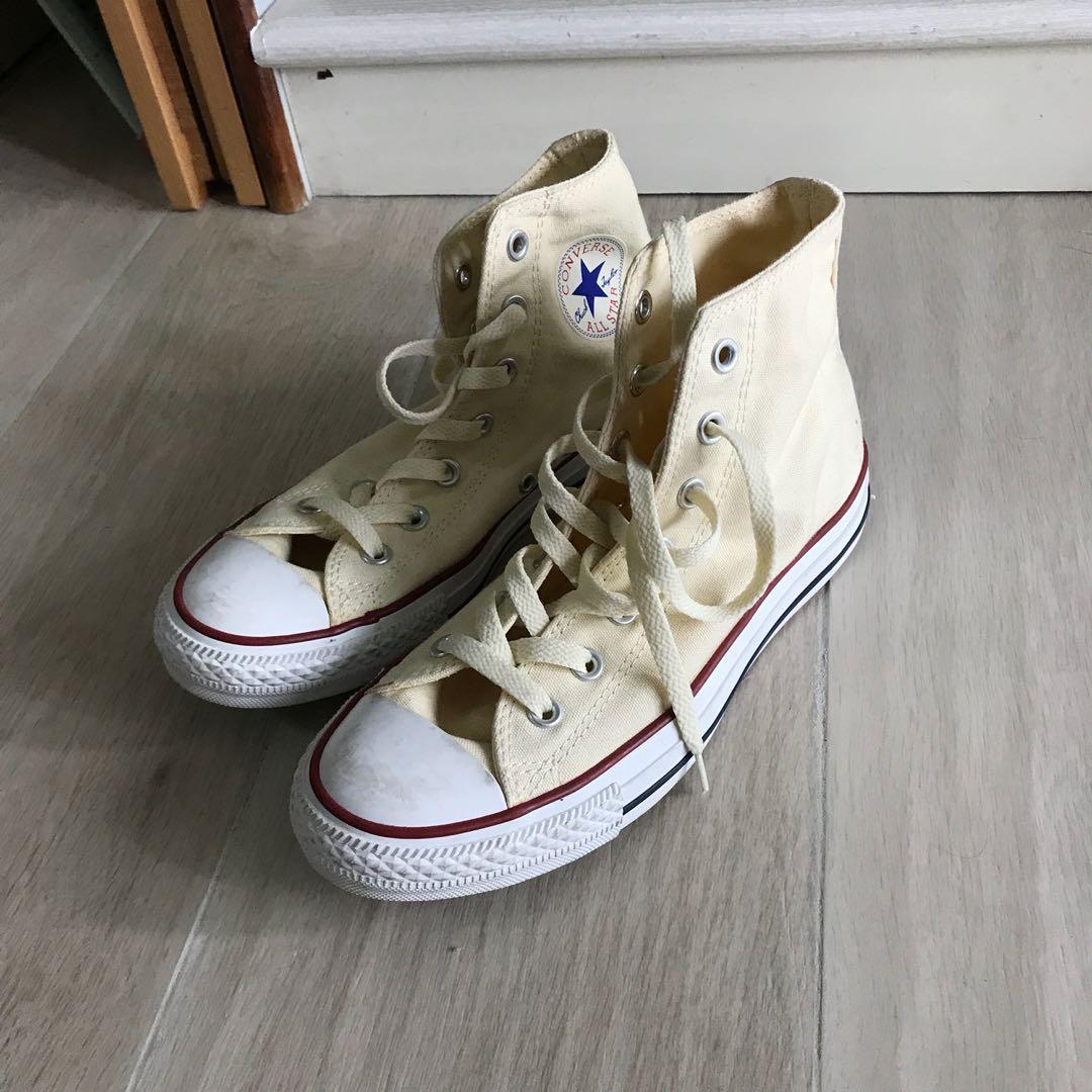 converse beige 39