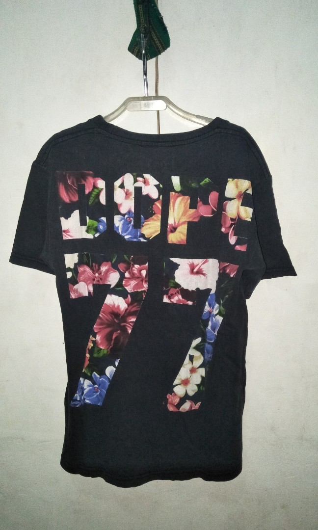 Dope Floral Shirt