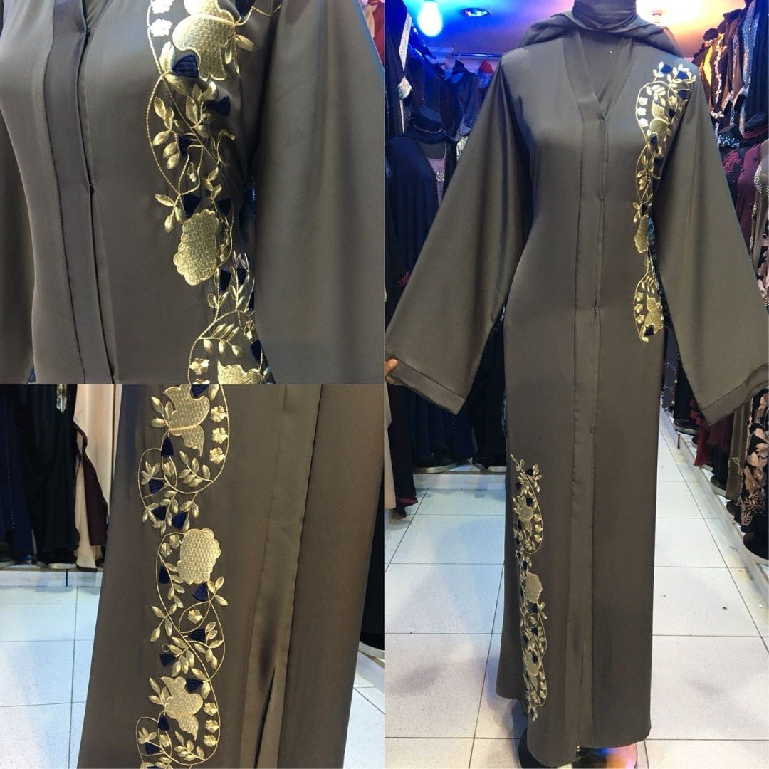 Dubai Abaya Collection Women S Fashion Muslimah Fashion On Carousell