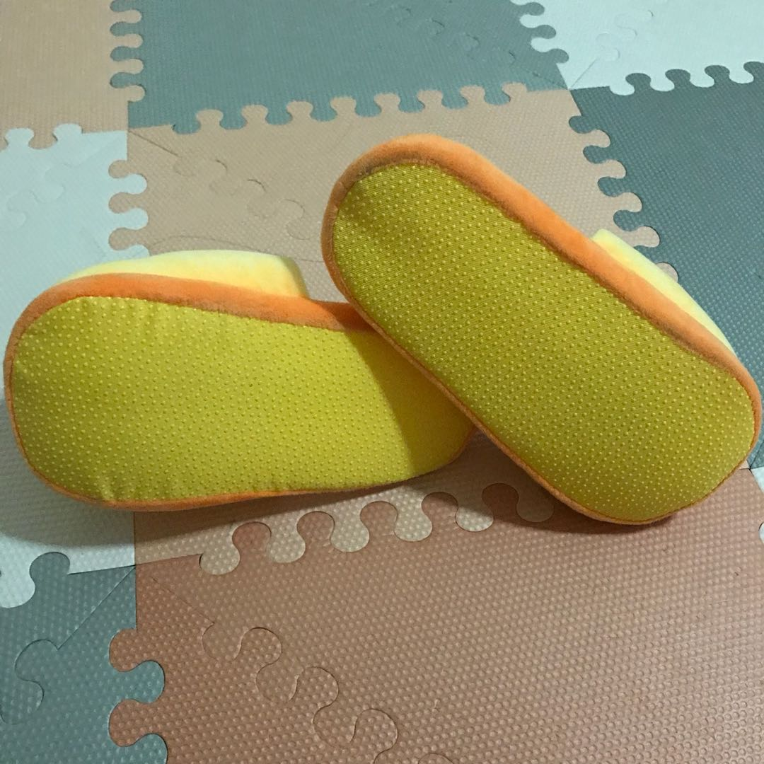 Duck Design Bedroom Slippers Small