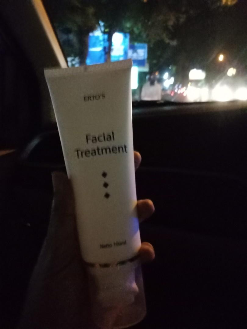 Ertos Facial Treatment Kesehatan Kecantikan Kulit Sabun Tubuh Facian Photo