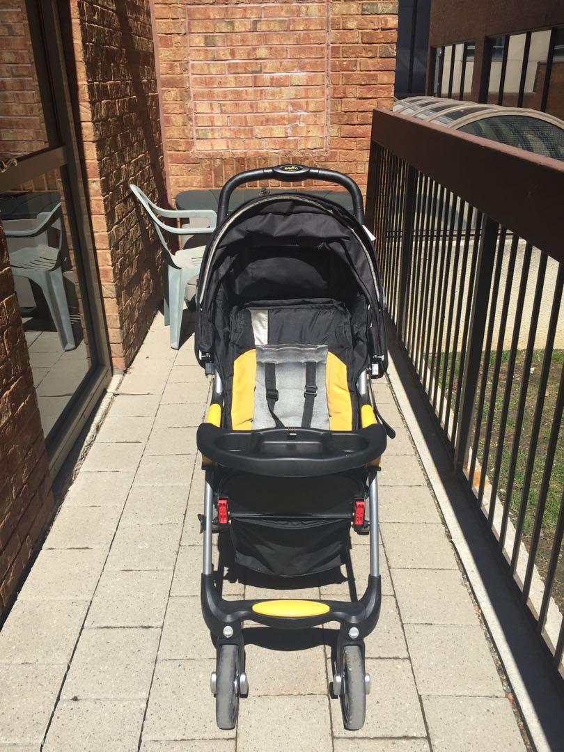 Evenflo toddler stroller