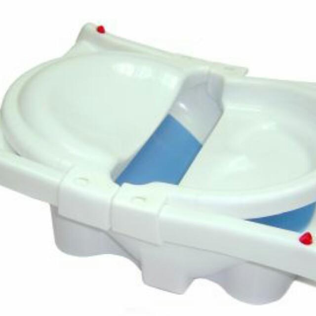 Fine Fold Up Baby Bath Pattern Bathtub Ideas Dilata Info