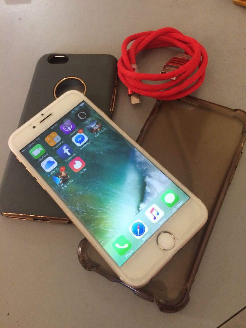 Iphone 6 16gb Gold, Rush sale!
