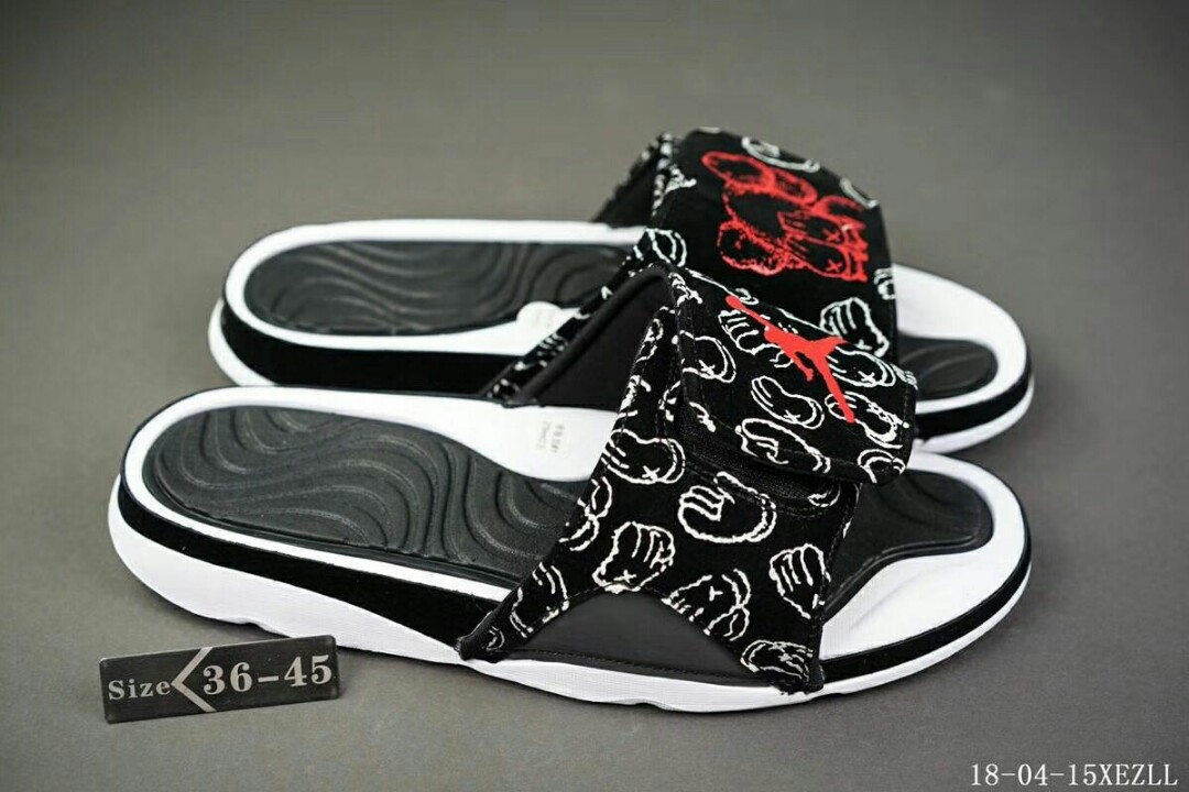 a3091fc412f6 Jordan X Kaws Sandal