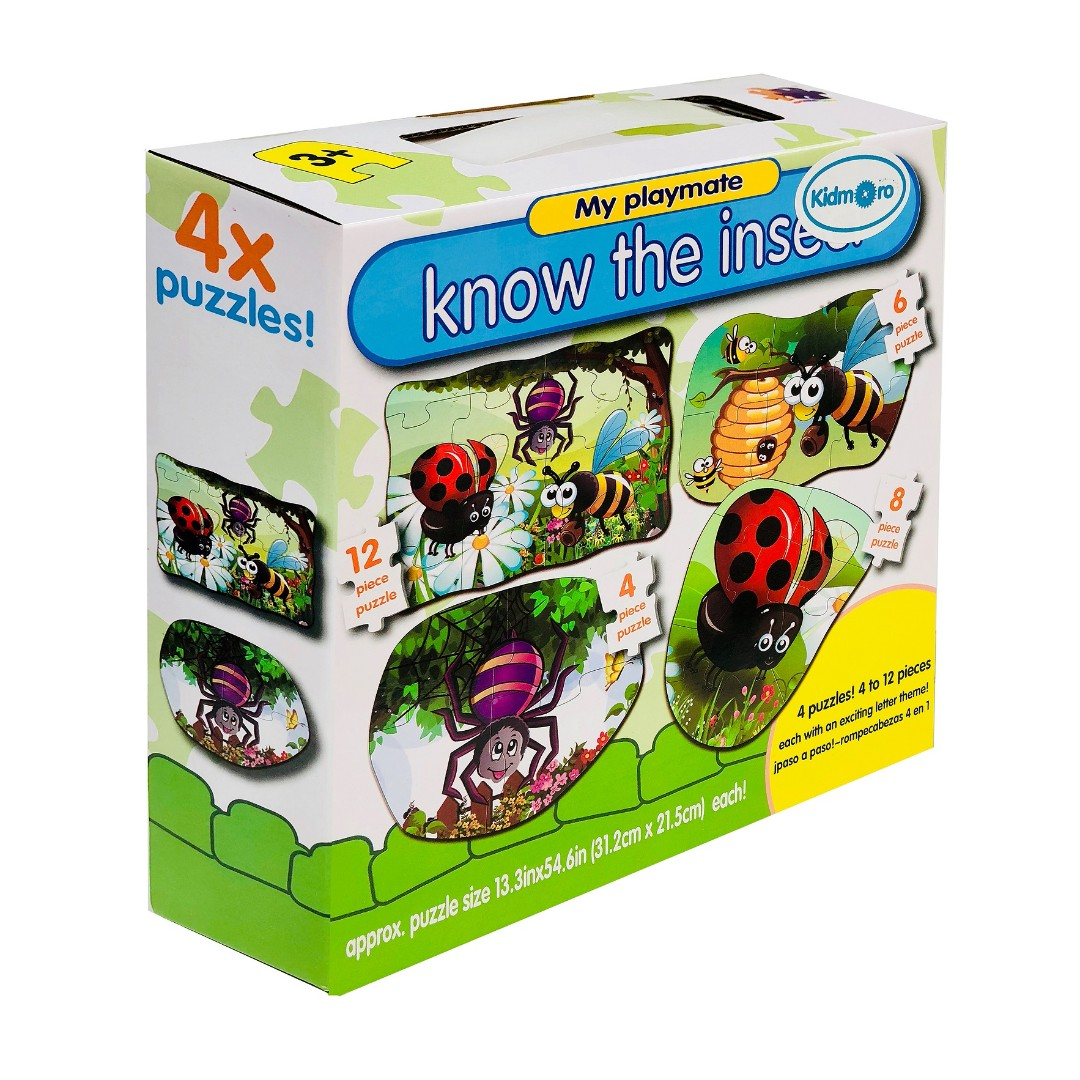 Who knows insect games 82