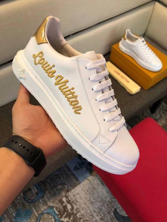 4e83e6d51942 LV Time Out Sneaker 👟