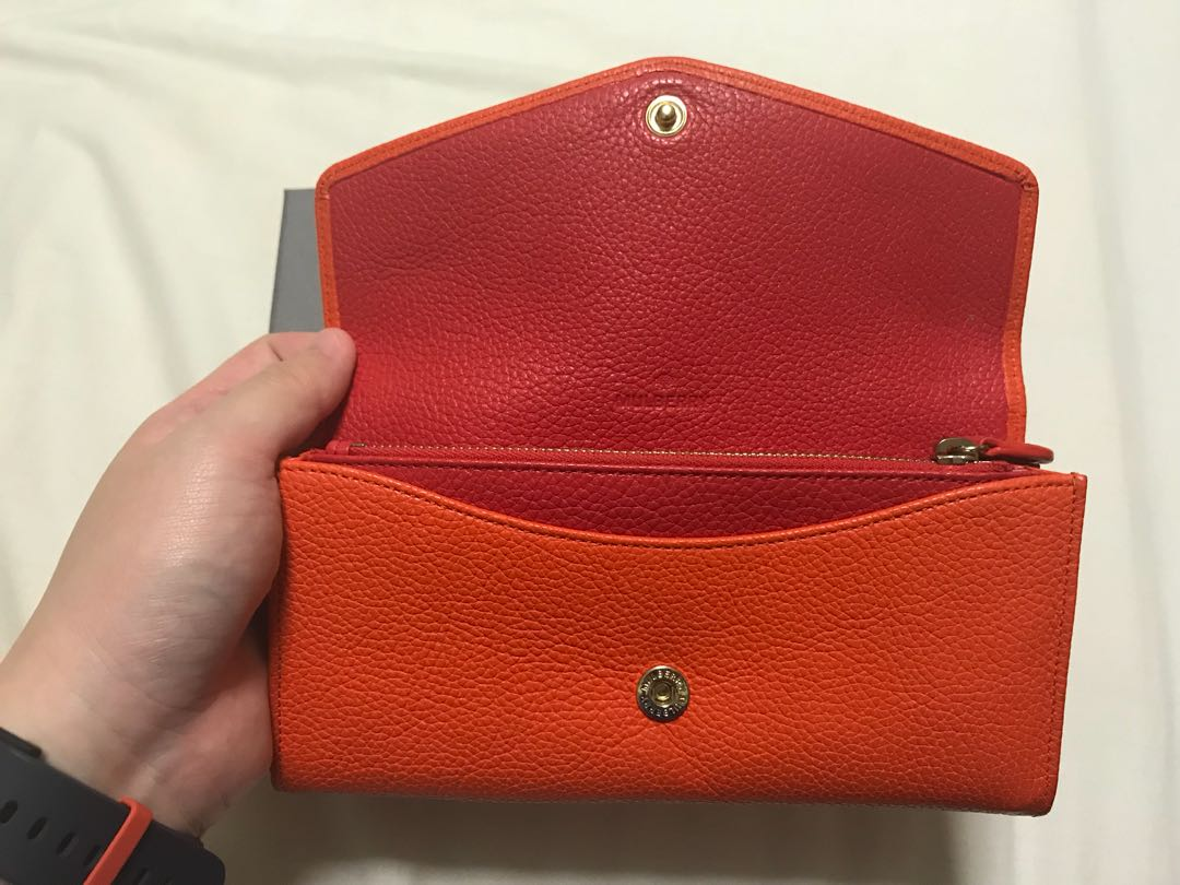 818b32c874 Mint Condition Mulberry Wallet