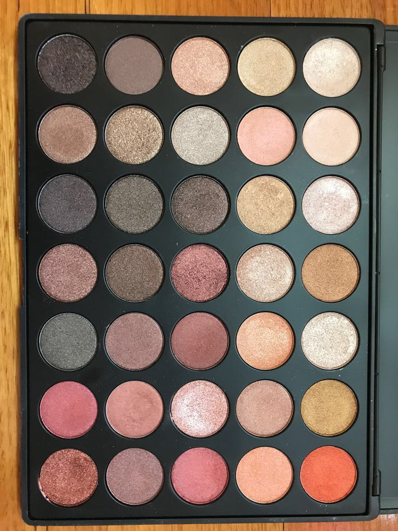 Morphe Eye Shadow Palette 35OS
