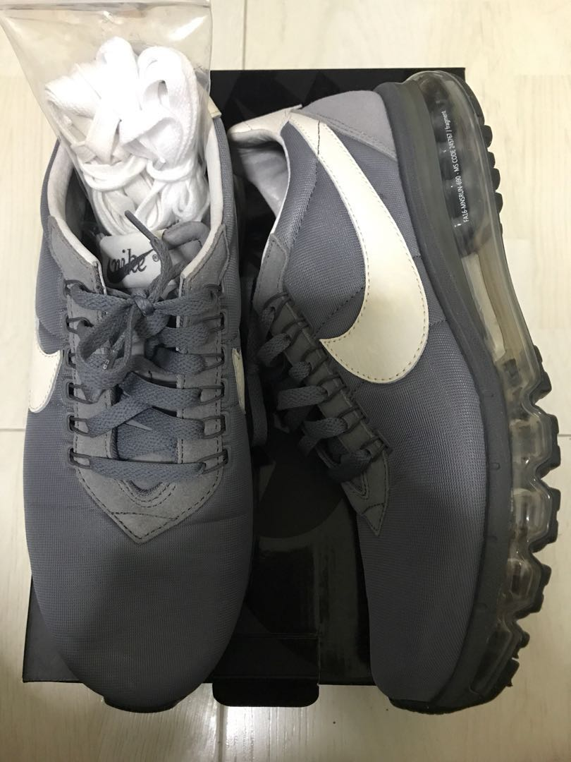 reputable site eb247 aed16 Nike Air Max LD Zero x Fragment Design, Men s Fashion, Footwear ...