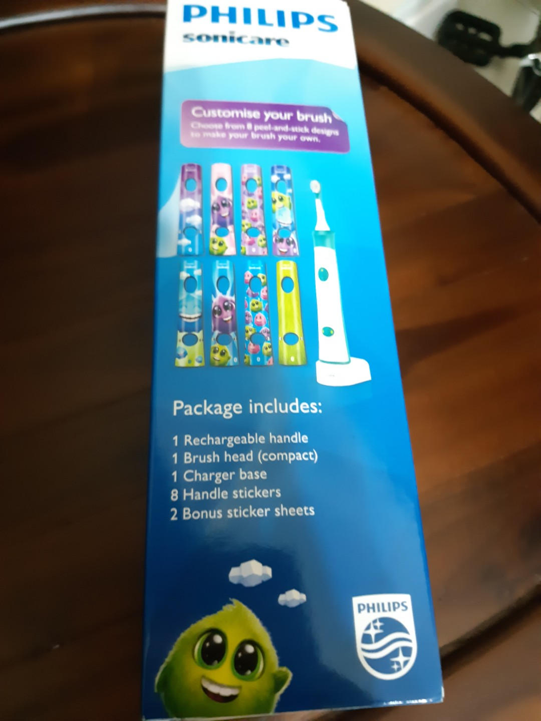 Philips Sonicare For Kids Rechargeable Toothbrush
