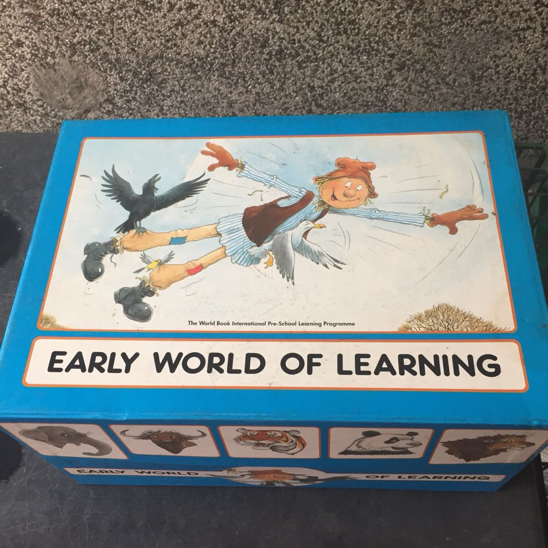 Poldy - Early World of Learning