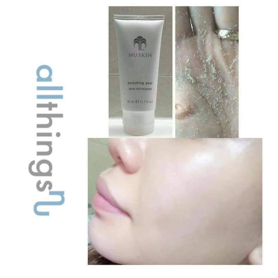Polishing Peel Skin Refinisher Health Beauty Bath Body On Carousell