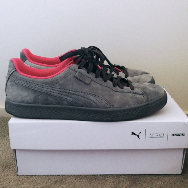 Puma x Staple (Clyde grey)