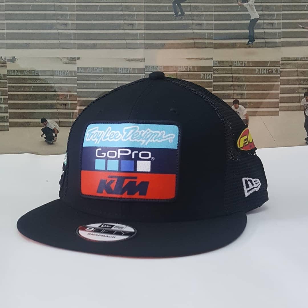 Troy Lee Designs KTM GoPro Adidas Team Trucker Cap 00d7c935ce4