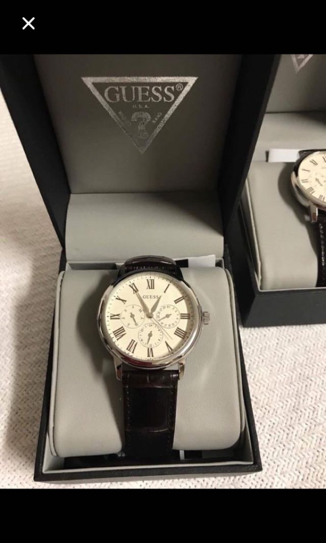 U.S. AUTHENTIC GUESS WATCH
