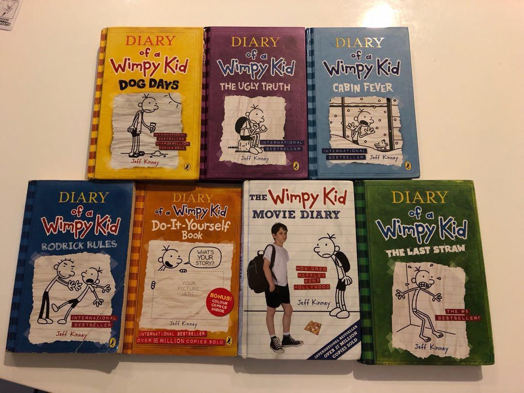 Wimpy kid books books stationery fiction on carousell photo photo solutioingenieria Choice Image