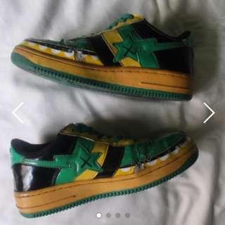 Bape Sta Shoes (Authentic)