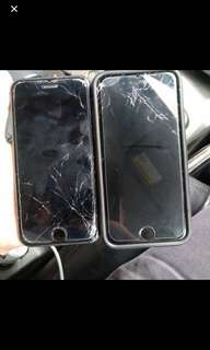 Sell Me Cracked Phone