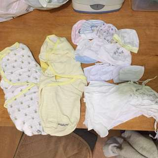NEWBORN SET: Take all for PHP 500