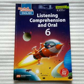 (*Cheap Clearance Sale!) Listening Comprehension 6 (Revised Edition)