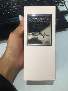 Thiery Mugler Womanity EDP 50ml limited Edition- Authentic