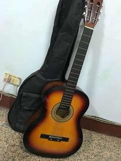 二手古典吉他