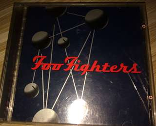 Foo Fighter The colour and the shape 2CD