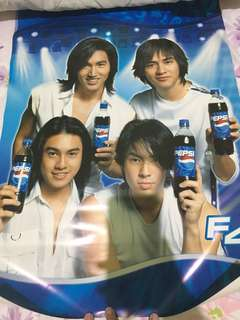 F4 poster