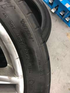 Michelin Pilot Super Sport PSS