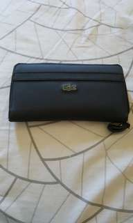 Orig lacoste long wallet