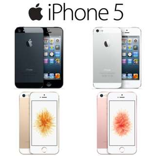 iPhone 5 16GB White + 1 Year Warranty + 6 Free Gifts!
