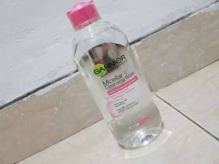 Garnier Micellar Water (400ml)
