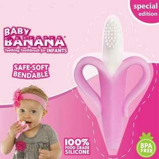 Banana theeter toothbrush
