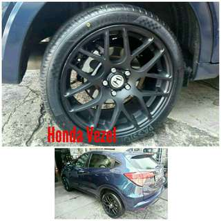 Tyre 225/45 R18 Membat on Honda Vezel 🐕 Super Offer 🙋♂️