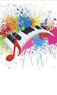 Piano Lesson**Experienced teacher***Travel to student's