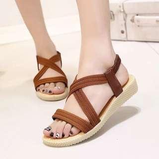 String Sandal FREE POS Ready Stock