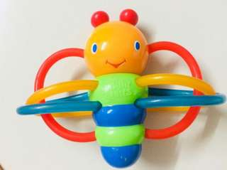 Teether Bee Bright Starts