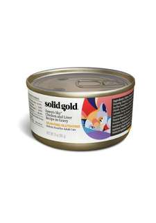 Solid Gold Dawn's Sky Chicken & Liver Cat Canned Food 3oz / 85g