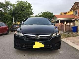 Honda Stream 1.8 i-Vtec