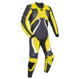 Best Biker Leather Racing Suit