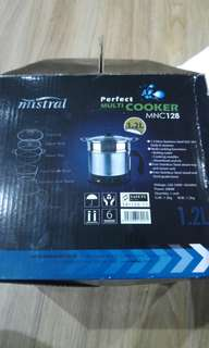 Mistral Perfect Multi Cooker