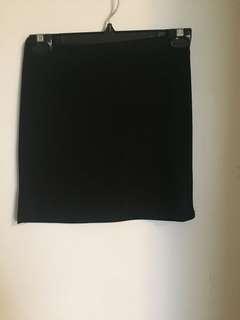 M for Mendocino mini skirt