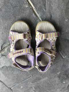 Bubblegummers Children sandal