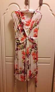 Breastfeeding Floral Dress size S